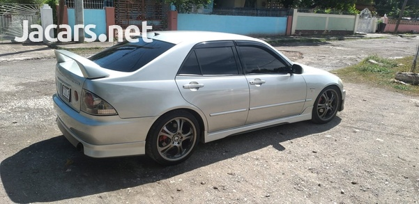 Toyota Altezza 2,0L 2005-6
