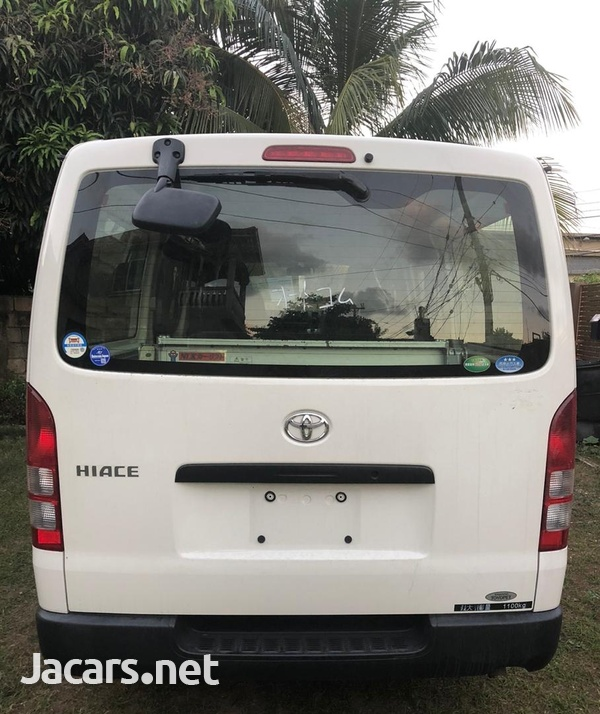 2017 Toyota Hiace Dx Bus-4