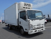 Isuzu Elf Refrigerated Truck 2014