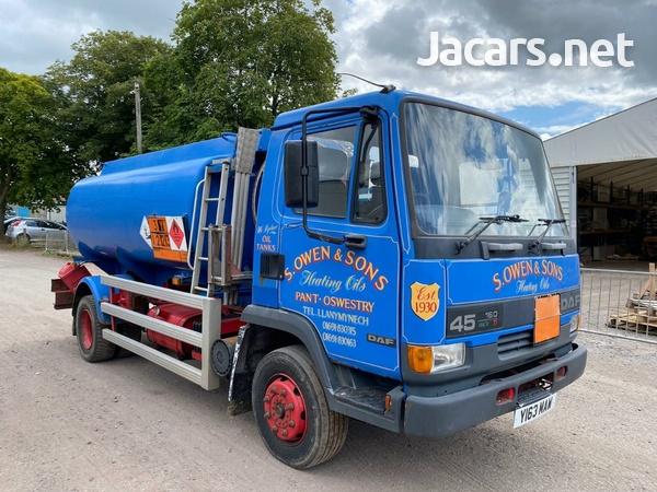 2001 DAF LF Water Truck-5