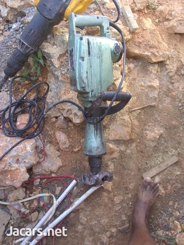 Jackhammer/ hilti rental 3 sizes-2