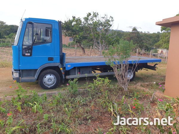 1999 Ford Iveco Flat Bed-1