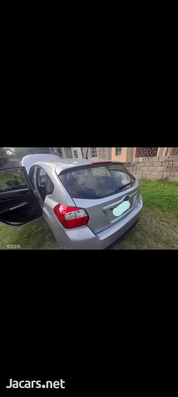 Subaru Impreza 1,5L 2016-2