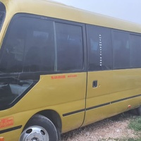 2002 Toyota Coaster Bus