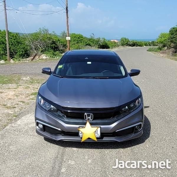 Honda Civic 2,0L 2019-4
