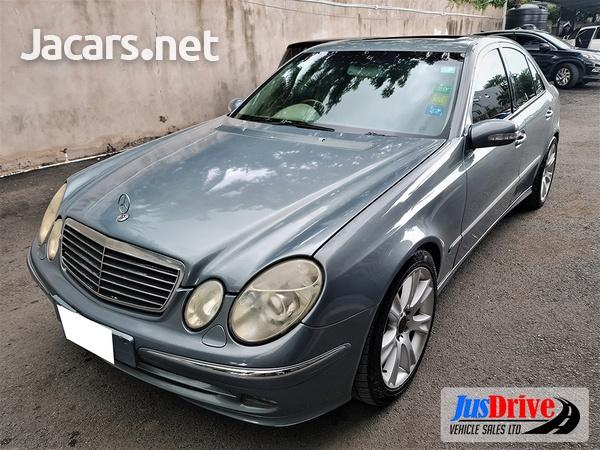 Mercedes-Benz E-Class 1,7L 2004-3