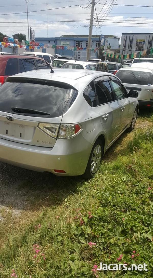 Subaru Impreza 1,5L 2011-4