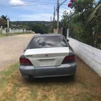 Mitsubishi Galant Fortis 2,0L 1998