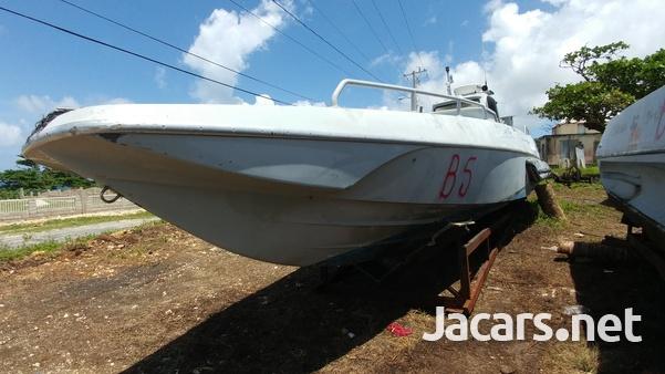 FB design 42ft interceptor / sport boat-7