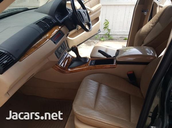 BMW X5 3,0L 2003-6