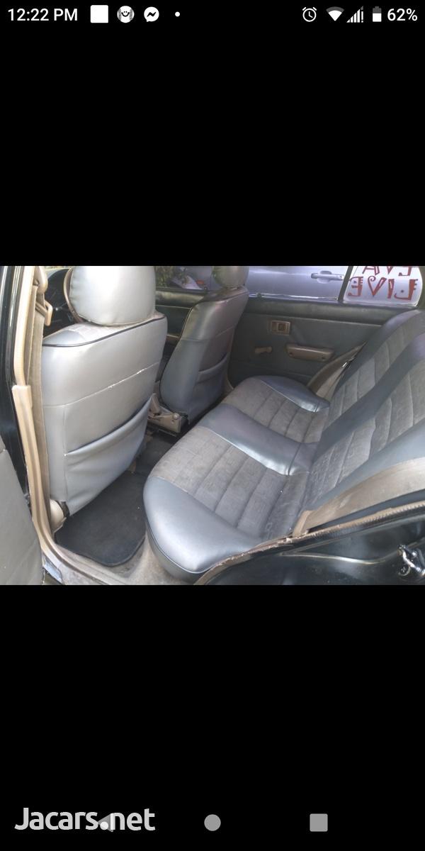 Toyota Starlet 1,5L 1994-6