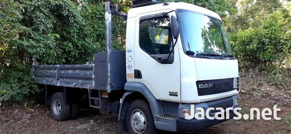 2006 DAF 7.5T Tipper Truck-1