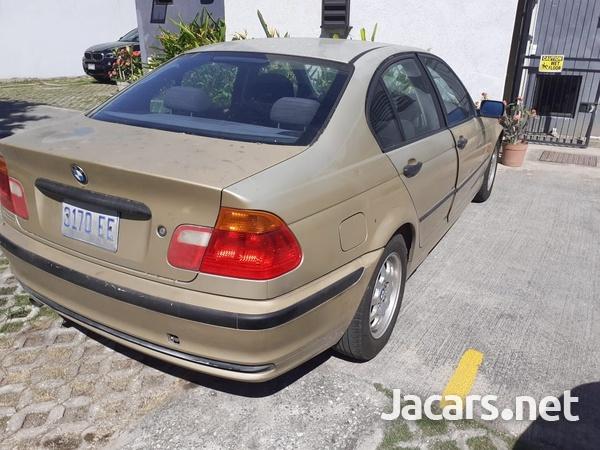 BMW 3-Series 1,3L 2001-4