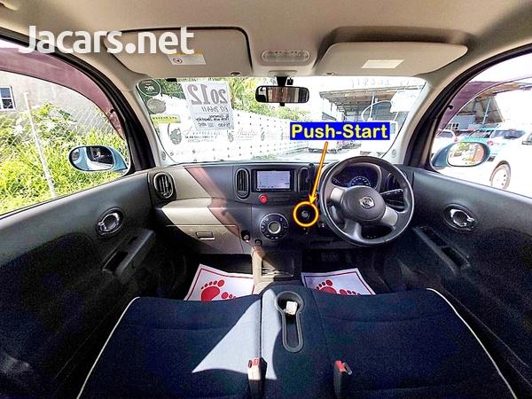 Nissan Cube 1,5L 2012-10