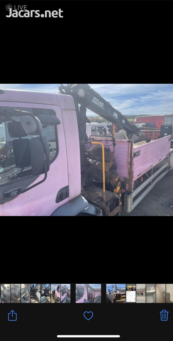 DAF 55 Crane Truck-4
