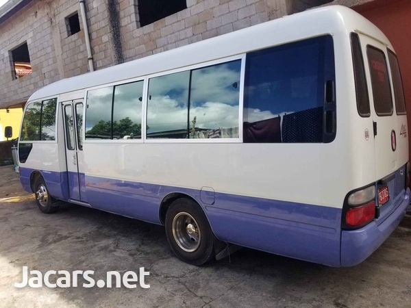 2016 Toyota Coaster Bus-4