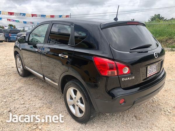 Nissan Dualis 2,0L 2012-5