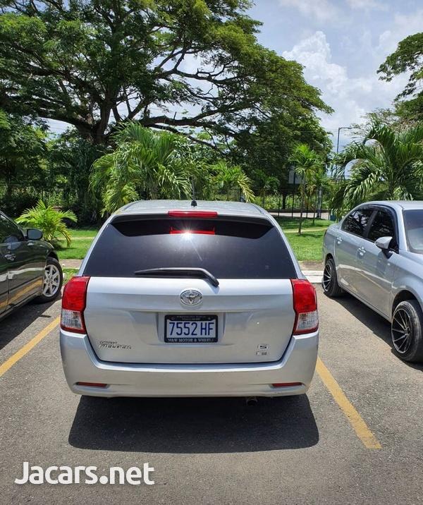 Toyota Fielder 1,8L 2012-3