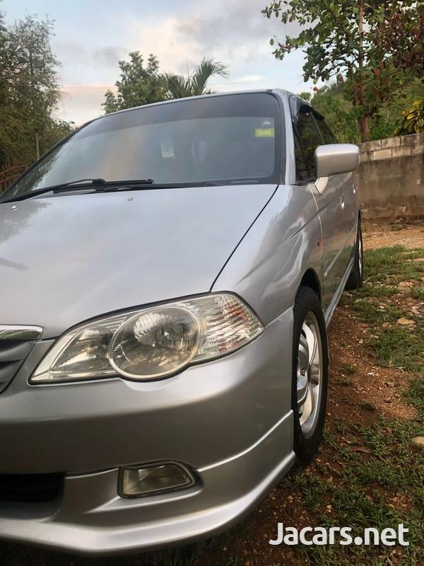 Honda Odyssey 2,5L 2003-5