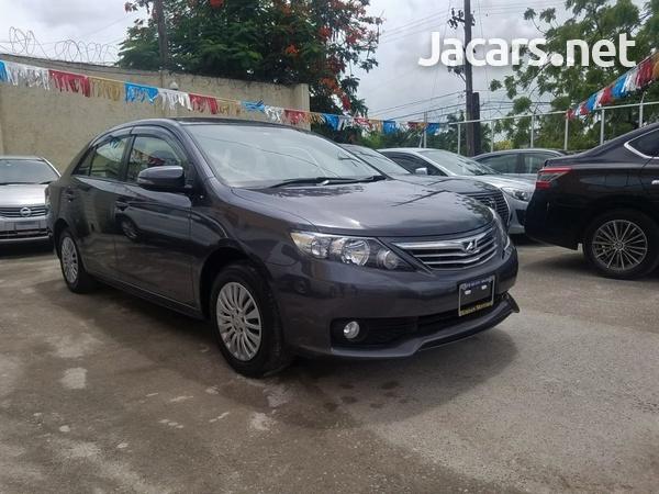 Toyota Allion 2,0L 2014-6