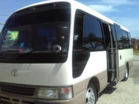 1998 Toyota Coaster Bus