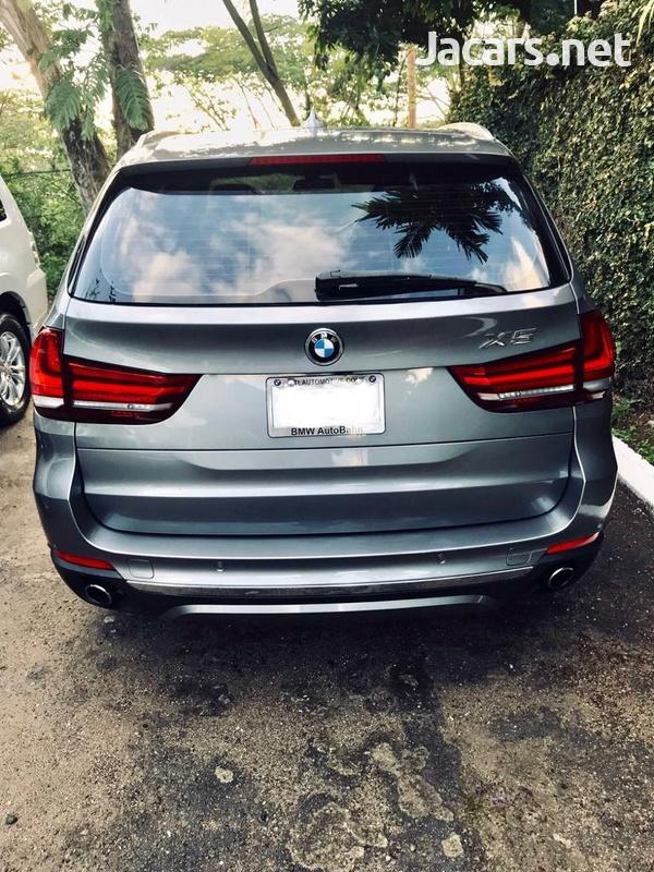BMW X5 3,0L 2017-2