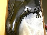 Steel Toe Combat