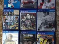 Faily New PS4 Cd