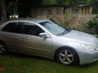 Honda Accord 2,5L 2003