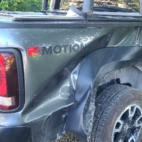 PARTS ONLY . Please read description only VW AMAROK bed and door 4sale