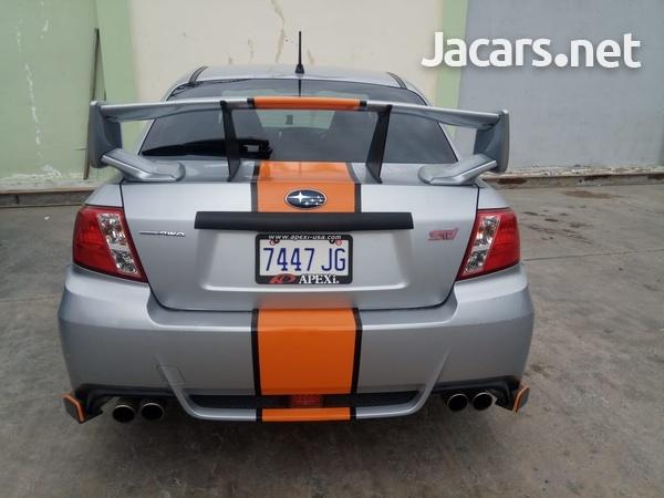 Subaru WRX STI 2,5L 2013-2