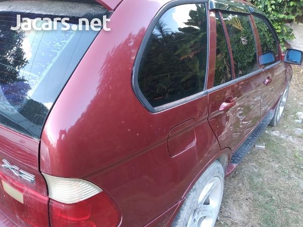 BMW X5 3,0L 2001-4