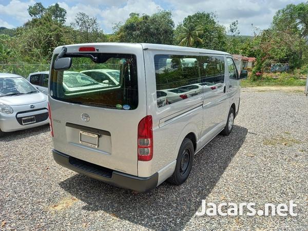 2017 Toyota Hiace Mini Van-6