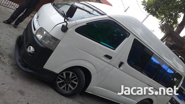 Toyota Hiace 3,0L 2010-3