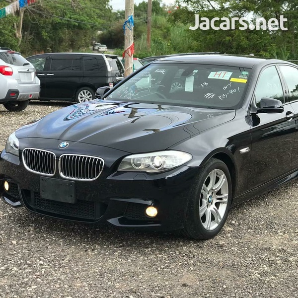 BMW 5-Series 2,3L 2013-2