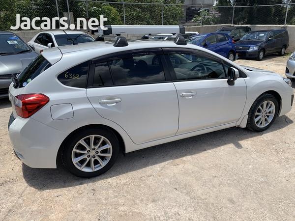 Subaru Impreza 2,0L 2012-6