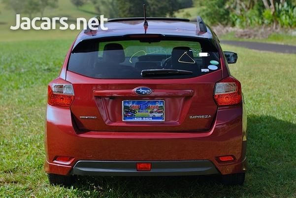 Subaru Impreza 2,0L 2015-7