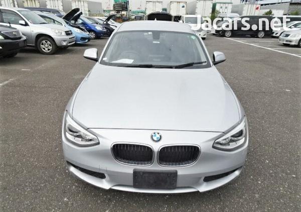 BMW 1-Series 1,6L 2012-6