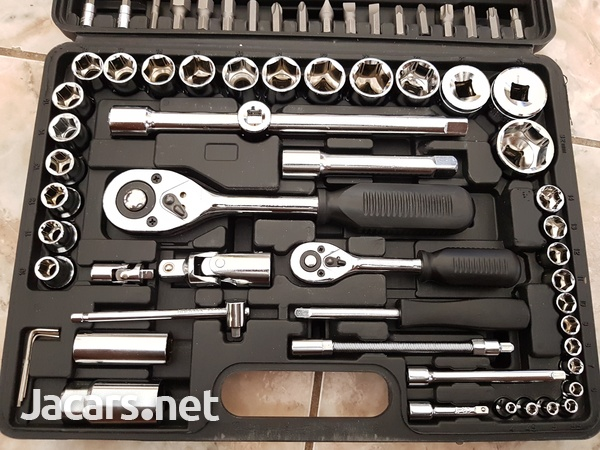 Heavy Duty Socket Set-2