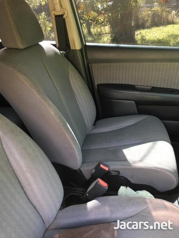 Nissan Tiida 1,5L 2008-8