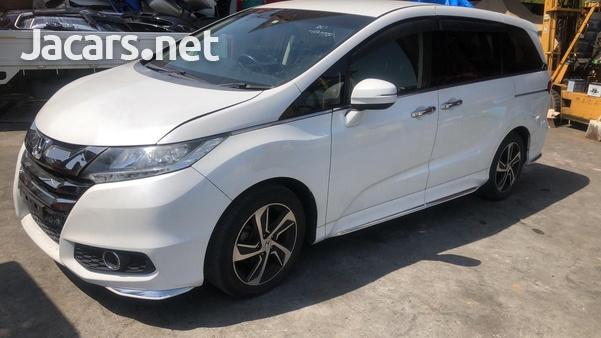 Honda Odyssey 2,4L 2014-1