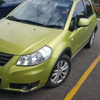 Suzuki SX4 1,6L 2013