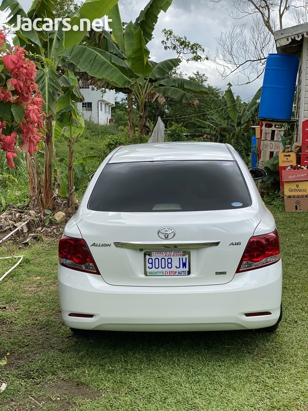 Toyota Allion 1,8L 2014-10