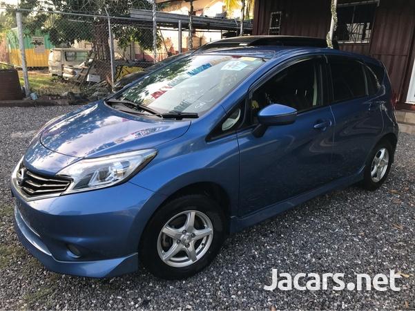 Nissan Note 1,2L 2016-2