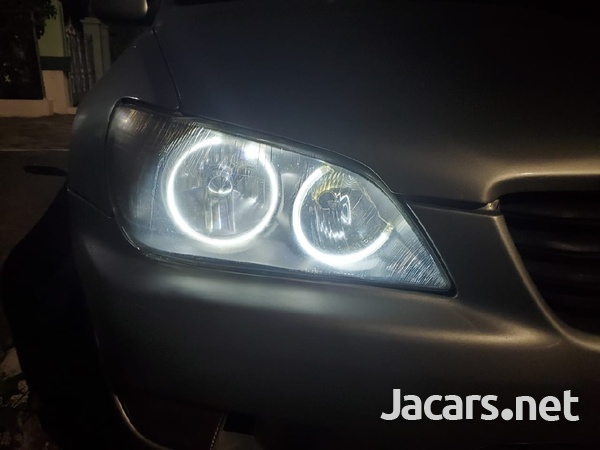 Xenon White 7000K LED Angel Eyes Kit-3