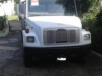 Freightliner FL 50 Box Body Truck 7,0L 2003