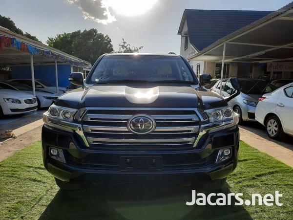 Toyota Land Cruiser 2,5L 2016-2