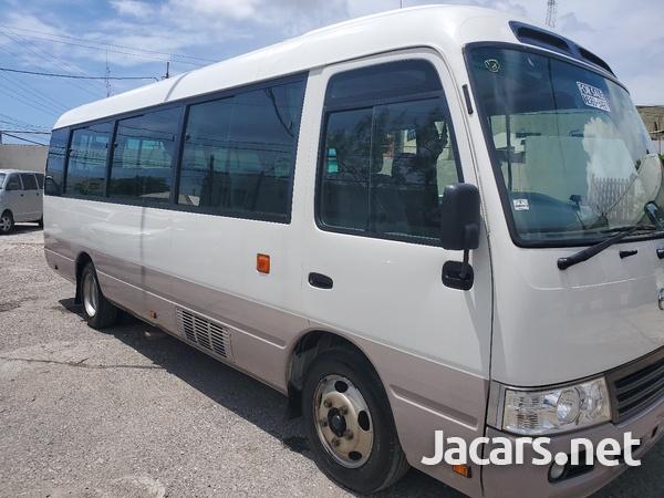 2008 Toyota Coaster Bus-2