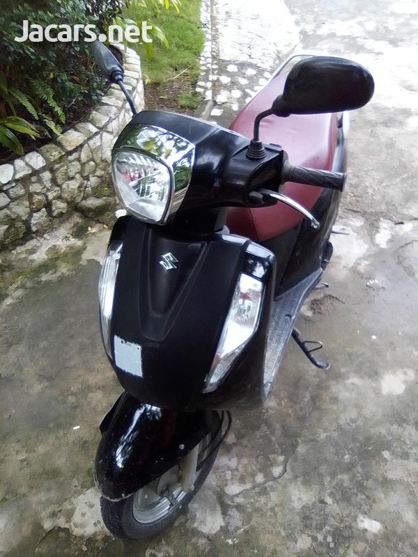 Suzuki Access 125 Scooter 2016-2