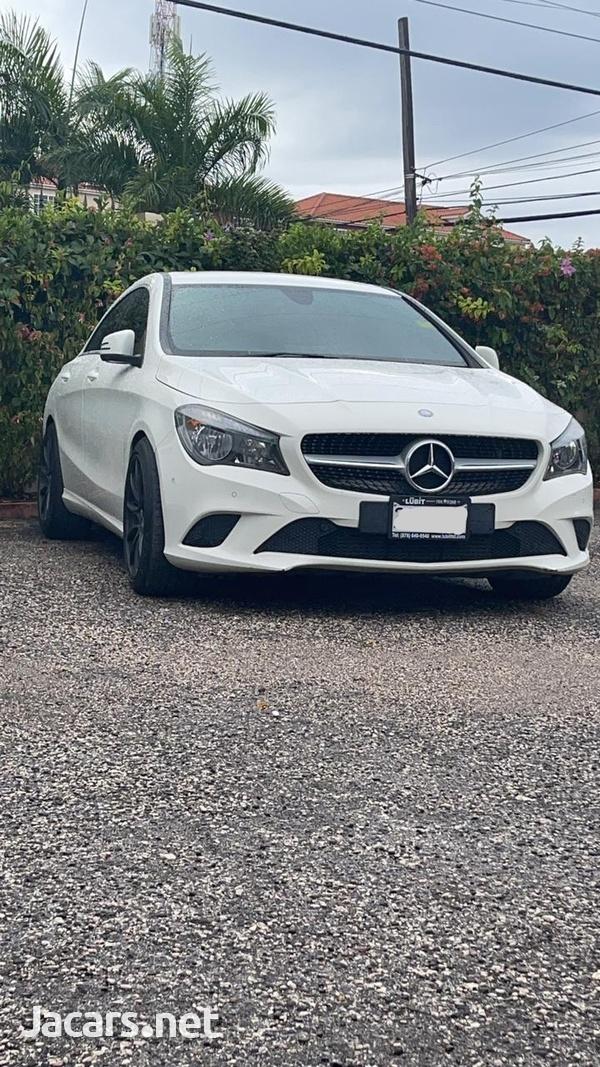 Mercedes-Benz CLA-Class 1,6L 2016-1